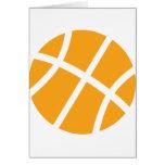 baloncesto tarjeta