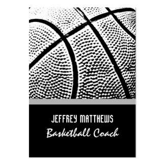 Baloncesto Tarjetas De Visita Grandes