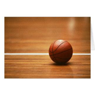 Baloncesto Tarjeta De Felicitación