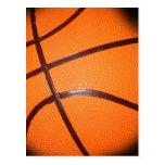 Baloncesto Tarjeta Postal