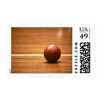 Baloncesto Timbre Postal