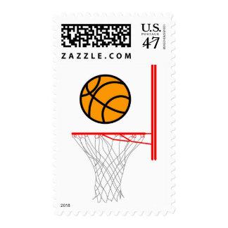Baloncesto Timbres Postales