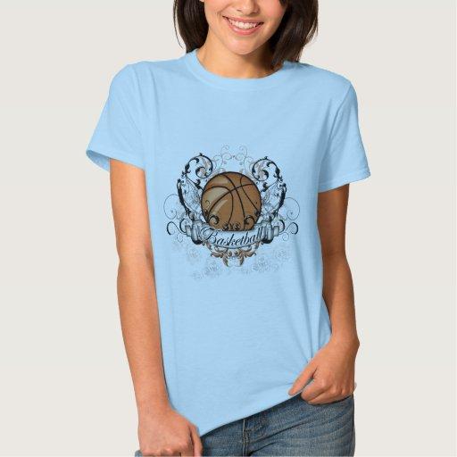 Baloncesto tribal remeras