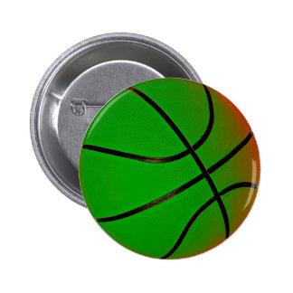 Baloncesto verde pins