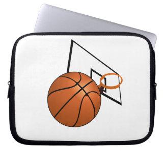 Baloncesto y aro mangas portátiles