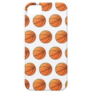 baloncestos 3d (fondo editable!) iPhone 5 funda