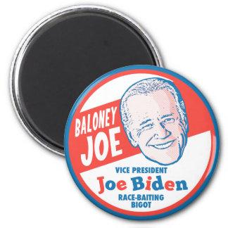 Baloney Joe Biden 2 Inch Round Magnet