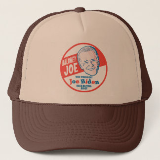 Baloney Joe Biden Trucker Hat
