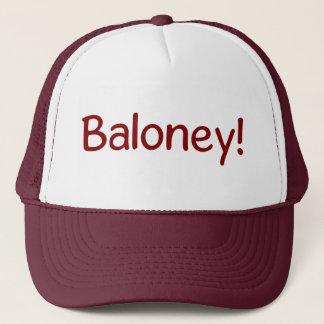 Baloney! Judge Hat