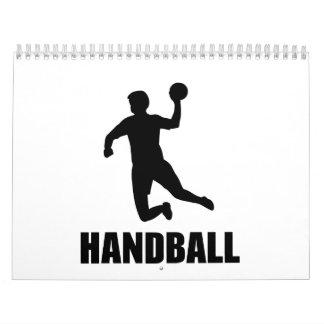 Balonmano Calendarios