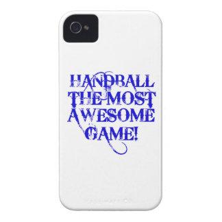 ¡balonmano la mayoría del juego impresionante! iPhone 4 funda