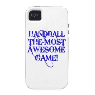 ¡balonmano la mayoría del juego impresionante! iPhone 4/4S funda