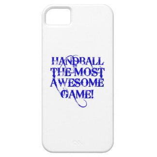 ¡balonmano la mayoría del juego impresionante! iPhone 5 funda