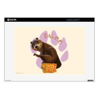 """Baloo 1 15"""" laptop skin"""