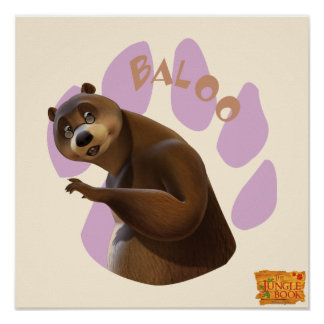 Baloo 1 2 póster