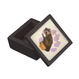 Baloo 1 jewelry box