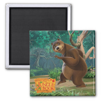 Baloo 3 2 inch square magnet