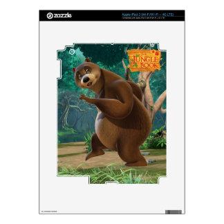 Baloo 3 iPad 3 skins