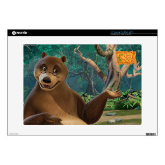 Baloo 4 decals for laptops