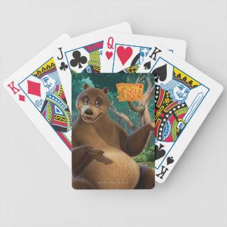 Baloo 4 playing cards