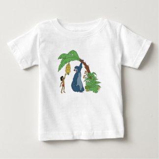 Baloo and Mowgli Disney Baby T-Shirt