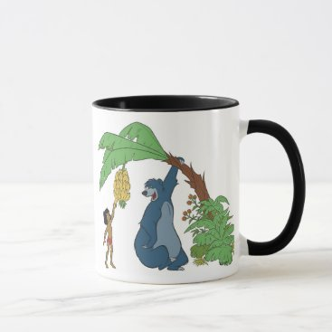 Disney Themed Baloo and Mowgli Disney Mug