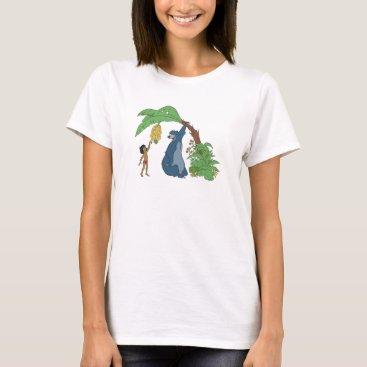 Disney Themed Baloo and Mowgli Disney T-Shirt