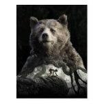 Baloo & Mowgli | The Jungle Book Postcard