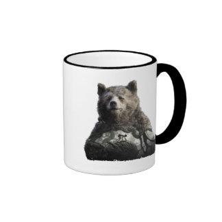 Baloo & Mowgli | The Jungle Book Ringer Mug