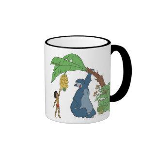 Baloo y Mowgli Disney Tazas