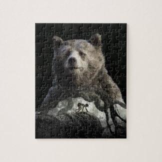 Baloo y Mowgli el | el libro de la selva Rompecabeza Con Fotos