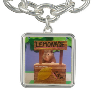 Baloo's Lemonade Stand Bracelet