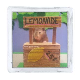 Baloo's Lemonade Stand Silver Finish Lapel Pin