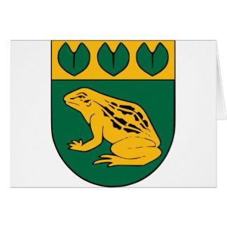 Balozi, Latvia Card