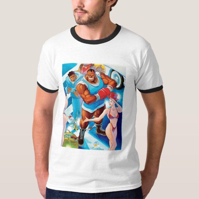 Balrog Before Street Fight T-Shirt