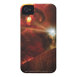 Balrog contra Gandalf iPhone 4 Case-Mate Protectores