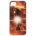 Balrog contra Gandalf iPhone 5 Case-Mate Cobertura
