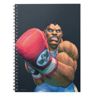 Balrog Grin Spiral Notebook