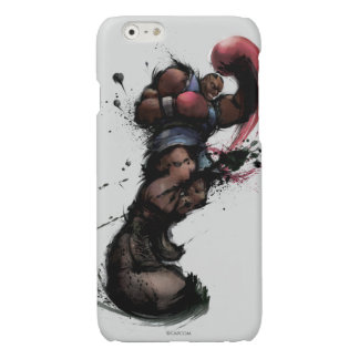 Balrog Punch Glossy iPhone 6 Case