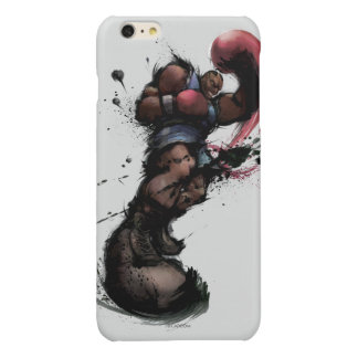 Balrog Punch Glossy iPhone 6 Plus Case
