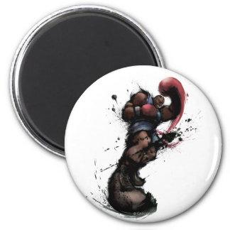 Balrog Punch Magnet