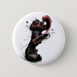 Balrog Punch Pinback Button
