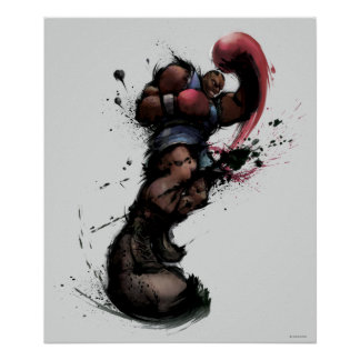 Balrog Punch Poster