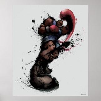 Balrog Punch Poster