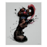Balrog Punch Posters