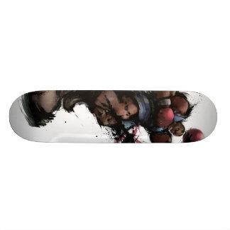 Balrog Punch Skateboard Deck