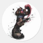Balrog Punch Sticker