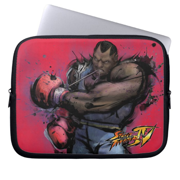 Balrog Tying on Glove Laptop Computer Sleeve