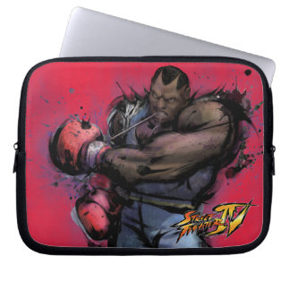 Balrog Tying on Glove Computer Sleeves
