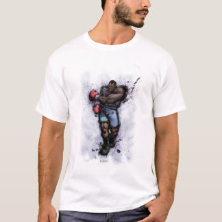 Balrog Tying on Glove T-Shirt